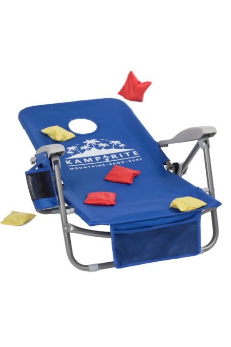 Cornhole Beach Chair