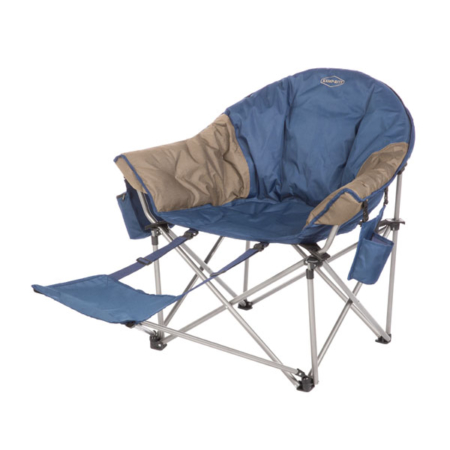 Kamp Rite 174 High Back Director S Chair With Side Table