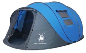 instant camping tent
